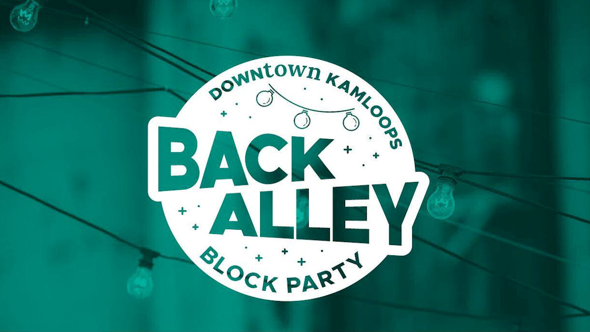 Back Alley Block Party
